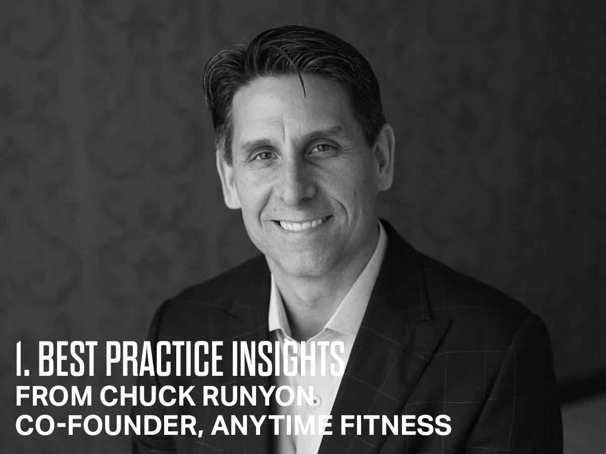 Best Practice Insights - 1. Chuck Runyon from Anytime Fitness